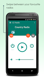 CZ Radio- screenshot thumbnail
