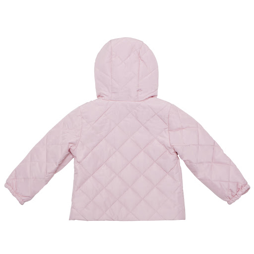 Thumbnail images of Moschino Hooded & Quilted Jacket