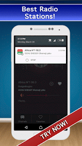 📻 Radio Burkina Faso FM & AM screenshot 8