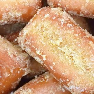 Honey Mustard Onion Pretzels.