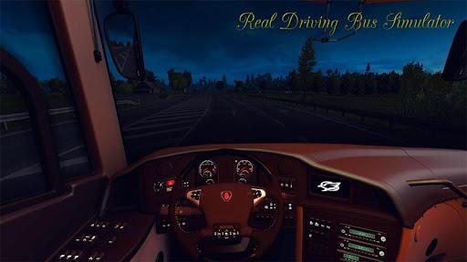 Real Driving Proton Bus Simulator 2020 1.0.6 screenshots 1
