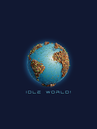 Idle World ! - screenshot