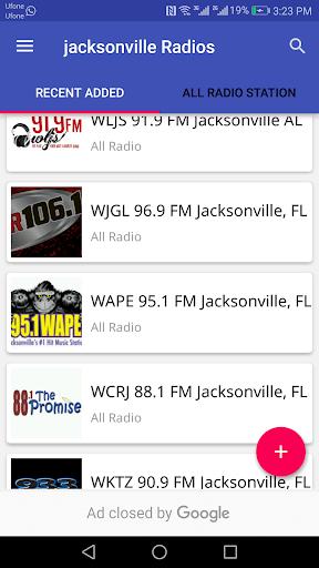 Jacksonville All Radio Stations 2.1.2 screenshots 4