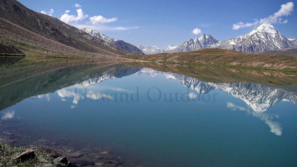 Chandratal Lake@ 14000 ft