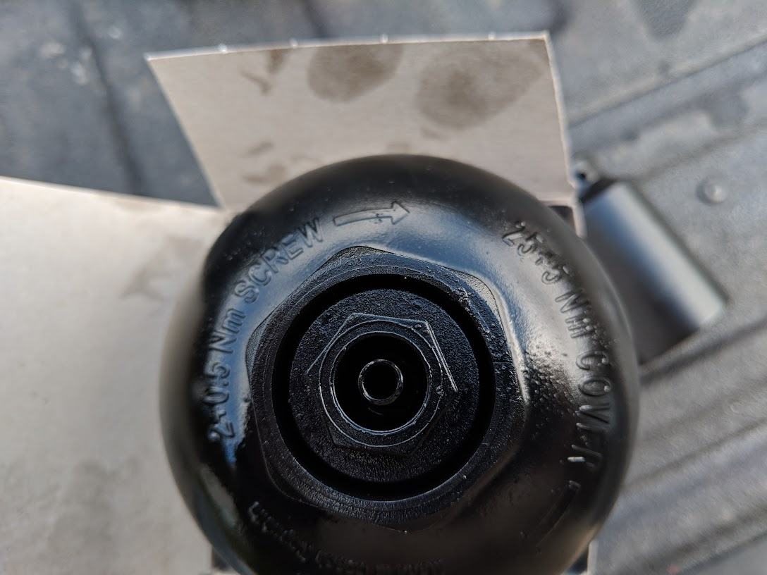 L5p Fuel Filter Replacement Noise Question Chevy And Gmc Duramax 2003 Silverado Location 3 After I Put Everything Back Together Fired Er Up To Check For Leaks Was Worried Because When Screwing Around With The Drain Plug