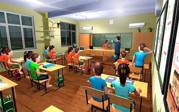 Preschool Simulator: Kids Learning Education Game screenshot thumbnail