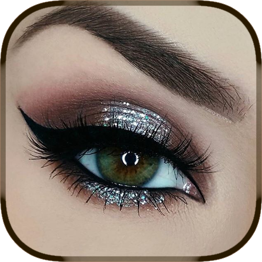 Eyes MakeUp 2016 Tutorials 遊戲 App LOGO-硬是要APP