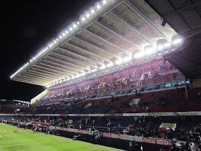 Photo: 04/12/10 v Barcelona (Primera Div) 0-3 - contributed by Leon Gladwell