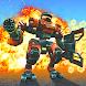 Tanks VS Robots: マルチプレイ 戦争ロボットと戦車