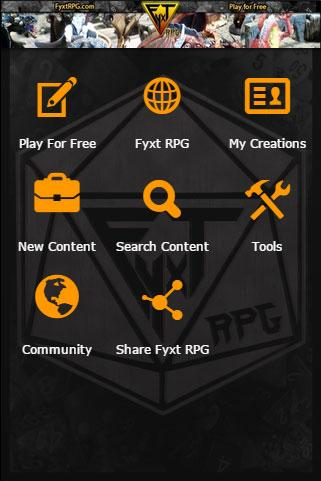 Play the Fyxt RPG for Free