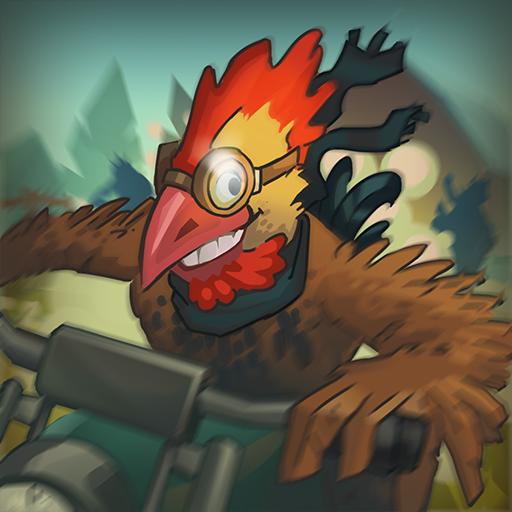 Animal Farm Escape: Bike Race