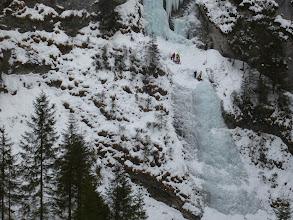 """Photo: Corso guide sulla cascata del """"Crocifisso"""""""