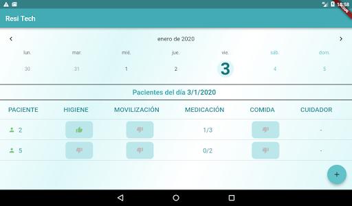 Resi Tech screenshot 2