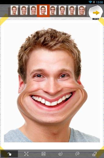 Efectos en la cara screenshot 7