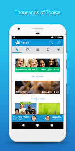 Paltalk - Free group video calls & chat rooms - náhled