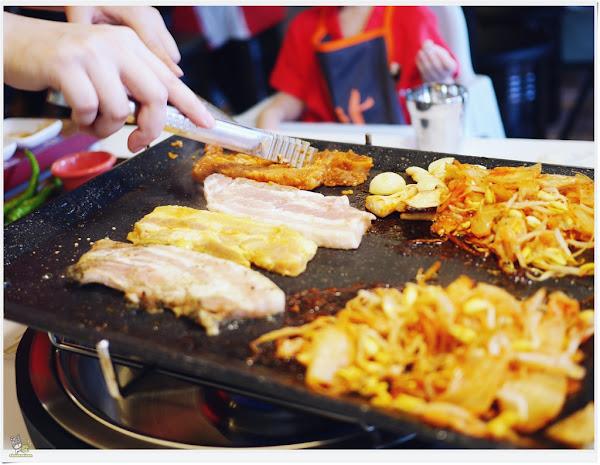 韓國第一品牌 八色烤肉|板橋三號店