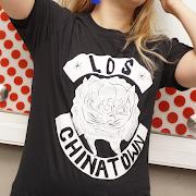 "Famous ""Los Chinatown"" t-shirt"