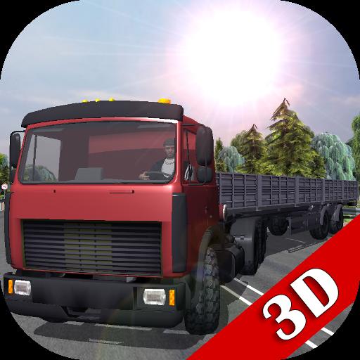 Traffic Hard Truck Simulator