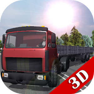 Traffic Hard Truck Simulator for PC and MAC