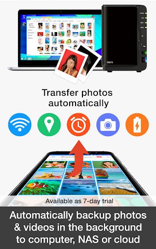 PhotoSync screenshot 2