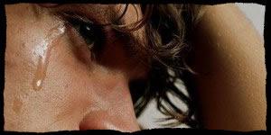 Photo: Hombre llorando