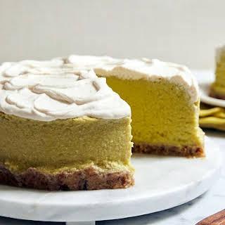 Gluten-Free, Vegan Lemon Cake.