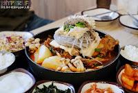 韓大王 馬鈴薯豬骨湯