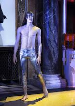 """Photo: Wien/ Burgtheater/ """"Junge Burg"""": I work, therefore I am - ein Projekt zur Zukunft unserer Arbeitswelt. Premiere am 22.3.2016. Frederic Troehler. Copyright: Barbara Zeininger"""