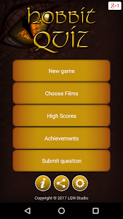 Trivia for Hobbit - náhled