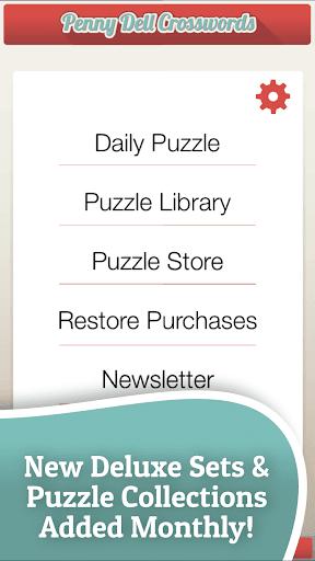 Penny Dell Crosswords 3.81 screenshots 5