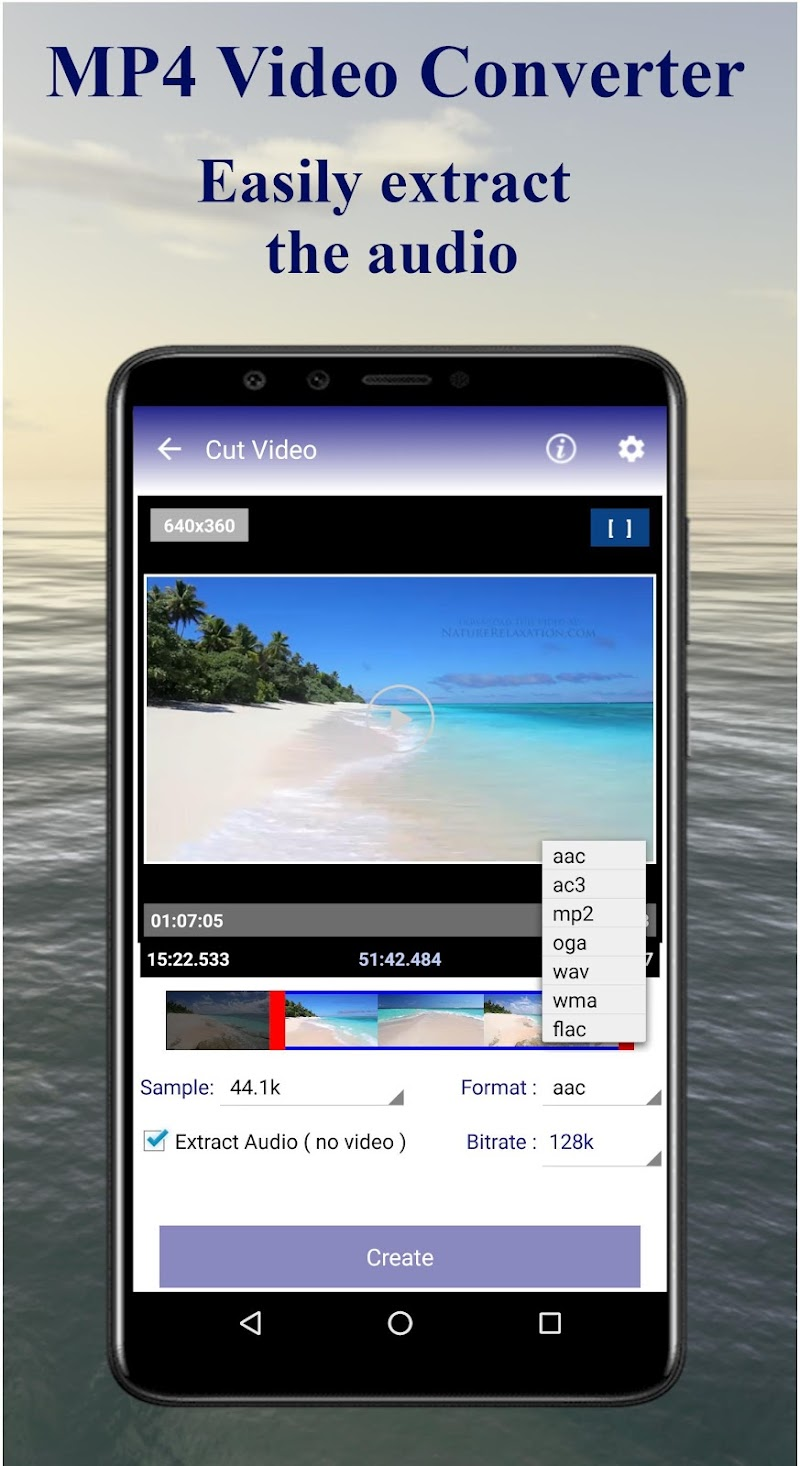 MP4 Video Converter PRO Screenshot 3
