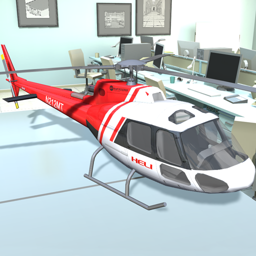Helicopter RC Flying Simulator (game)