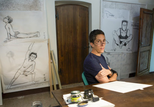 Vermont Conversation: Cartoonist Alison Bechdel reveals the 'Secret to Superhuman Strength'