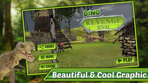Dino Revenge Rival : Sniper