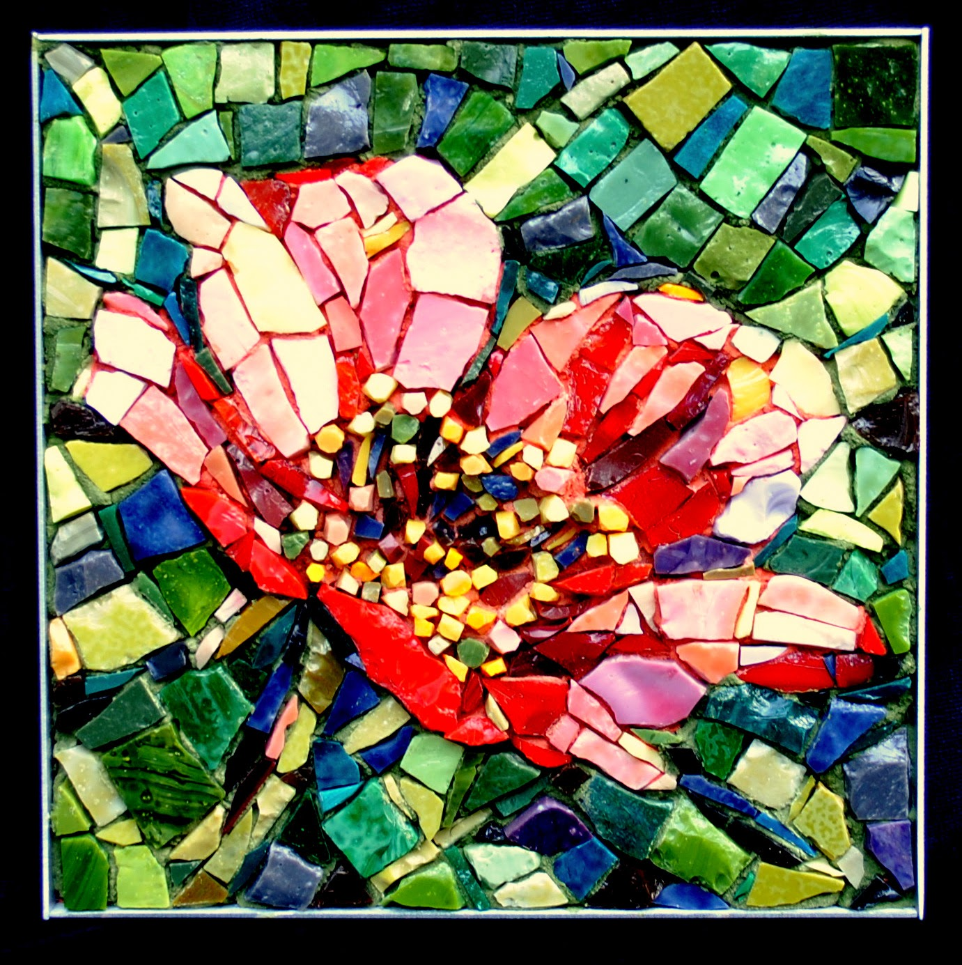 Kew Gardens Rose by Brenda Pokorny
