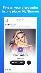Shazam APK screenshot thumbnail 5
