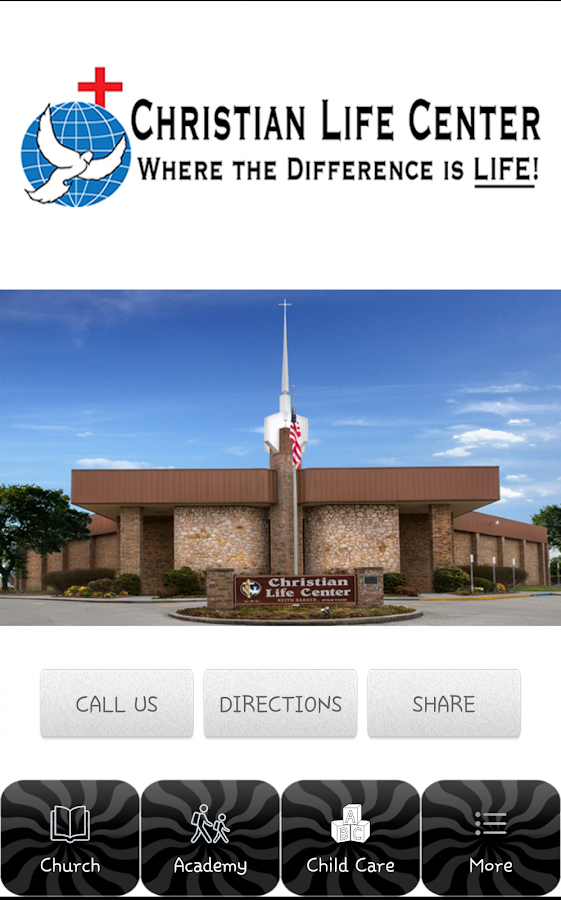 Christian Life Center TN- screenshot