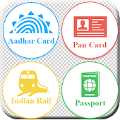 Aadhar Pan PNR Passport