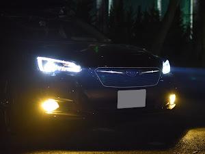 インプレッサ スポーツ GT6 2.0i-S EyeSightのカスタム事例画像 ぁぃぅぇさんの2019年01月12日19:47の投稿
