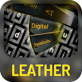Leather GO theme