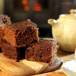 Spiced Gingerbread Cake.