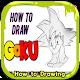 how to draw goku -super saiyan Download for PC Windows 10/8/7