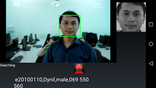 Face Recognition screenshot 6