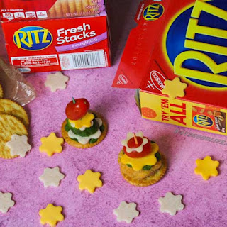 RITZ® Crackers Appetizer Bites.
