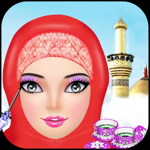 Hijab Wedding Makeover