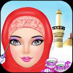 Hijab Wedding Makeover Icon