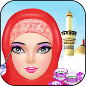 Hijab Wedding Makeover