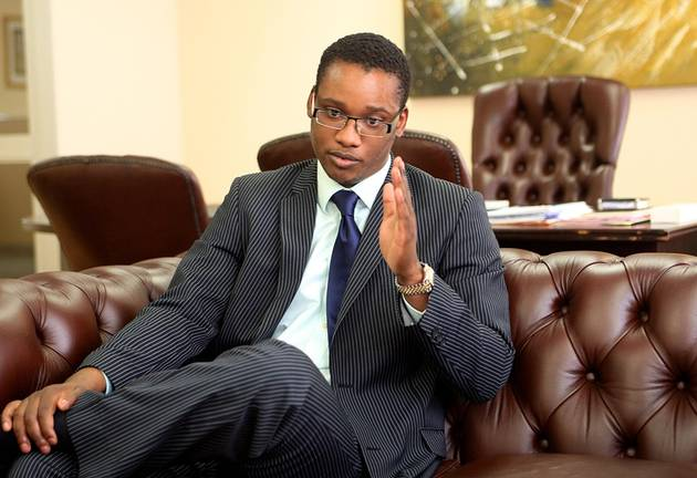 Duduzane Zuma. File Photo.