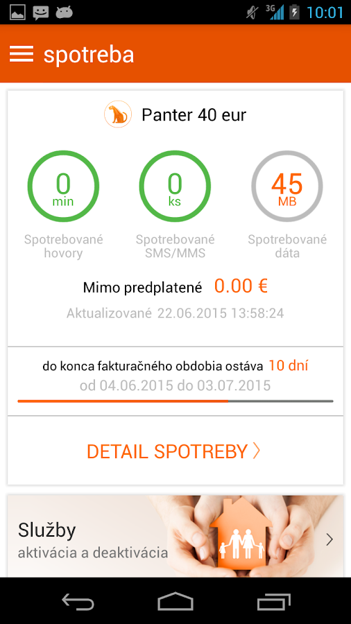 Orange Go- screenshot