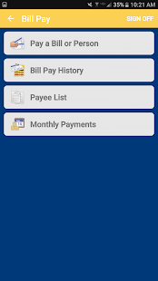 UMCU Mobile Banking- screenshot thumbnail